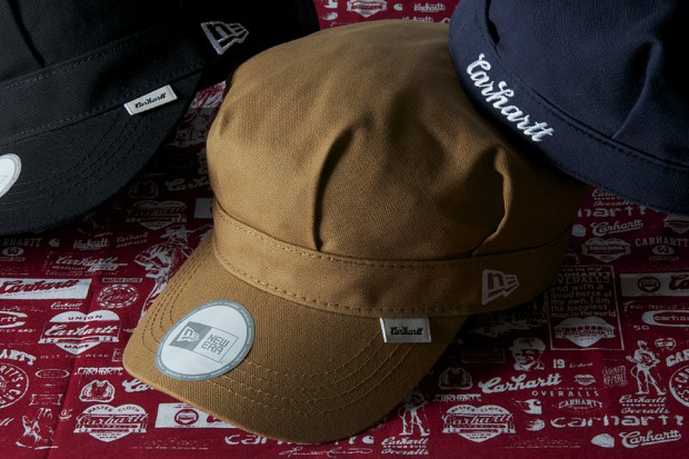 Image of Carhartt x New Era Heritage Work Cap