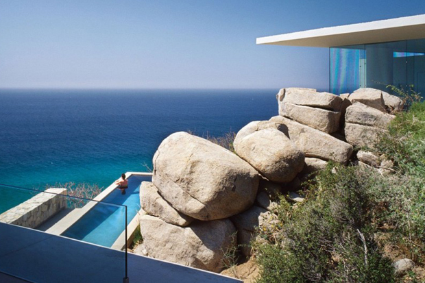 Image of Casa Finisterra by Steven Harris Architects