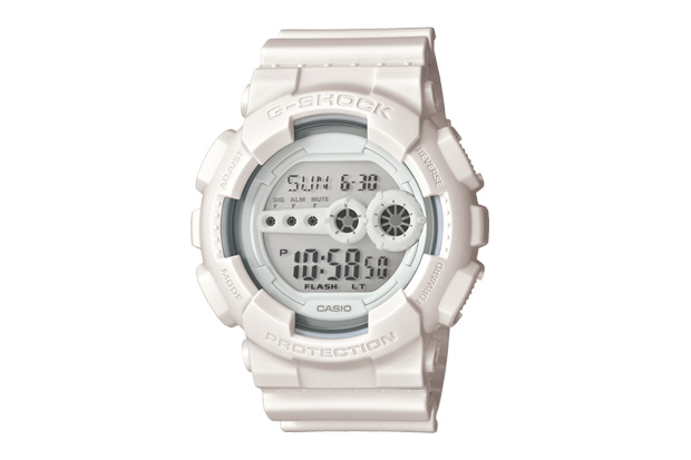 Image of Casio G-Shock GD-100WW-7 &quot;Whiteout&quot;