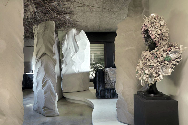 Image of Cave House by Tiziana Serretta