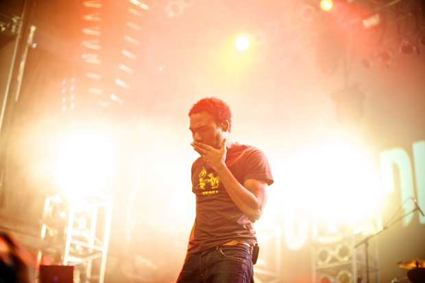 Image of Childish Gambino featuring ScHoolboy Q – Unnecessary