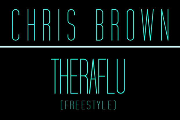 "Image of Chris Brown – ""Theraflu"" & ""Mercy"" (Freestyles)"