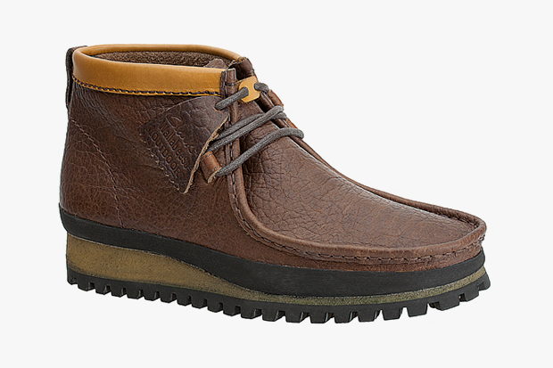 Image of Clarks Originals 2012 Fall Outdoor Wallabee