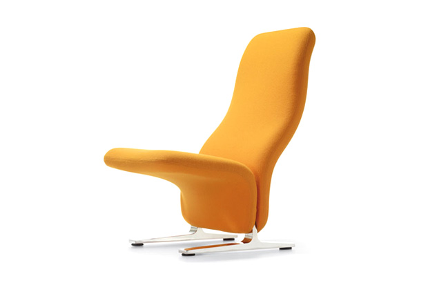 Image of Concorde Chair by Pierre Paulin for Artifort