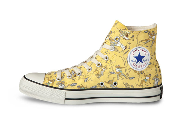 Image of Converse Japan Chuck Taylor All-Star Hi &quot;Caribbean Music&quot;