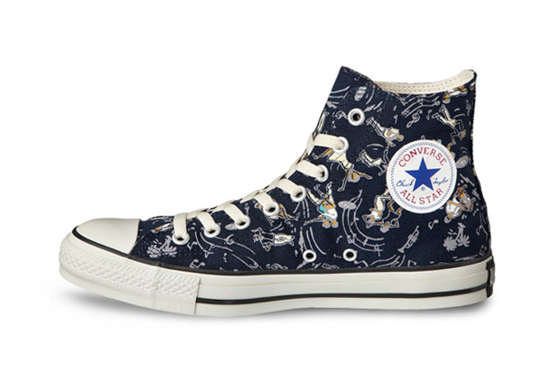 "Image of Converse Japan Chuck Taylor All-Star Hi ""Caribbean Music"""