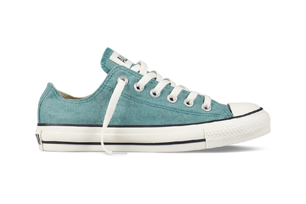 Image of Converse Chuck Taylor All-Star Stonewashed Canvas