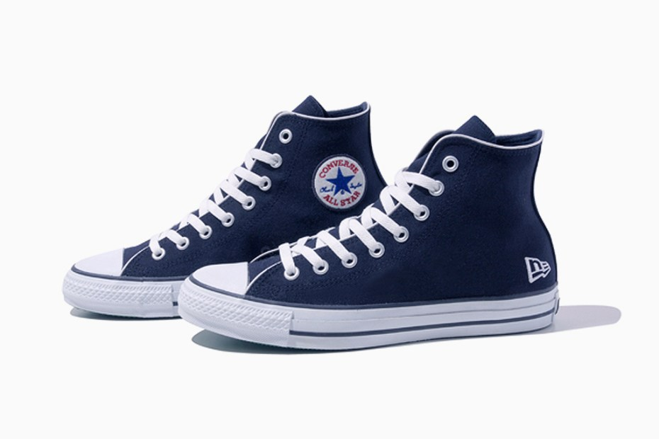 "Image of Converse Japan Chuck Taylor All-Star Hi ""NEW ERA"""