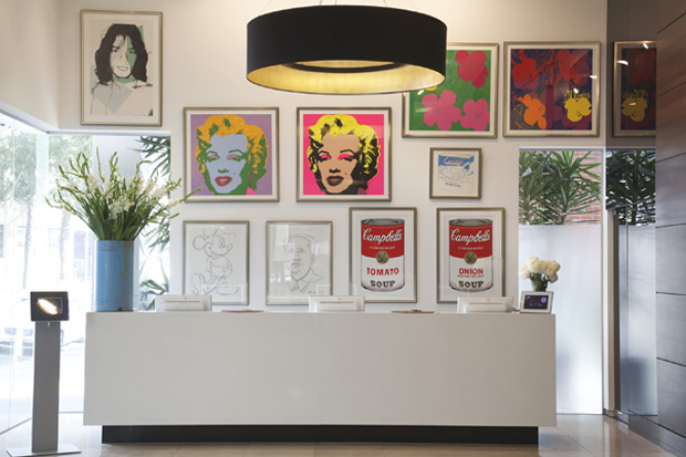 Image of Could You Pick Out a Real Warhol Painting?