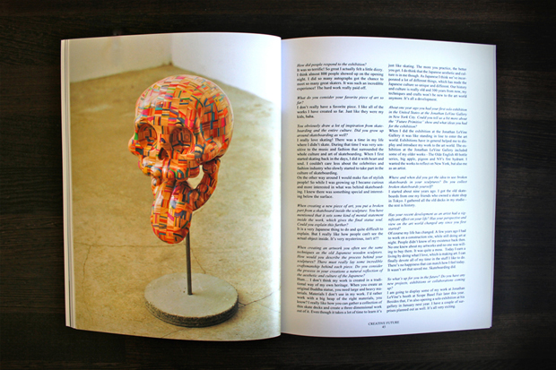 Image of Creative Future Magazine Issue #03