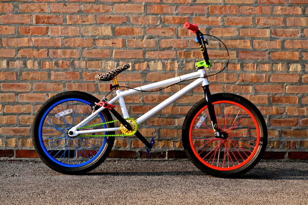 Image of Dee &amp; Ricky x MIRRACO 2012 BMX Bike