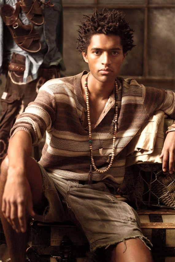 Image of Denim & Supply Ralph Lauren 2012 Summer Lookbook