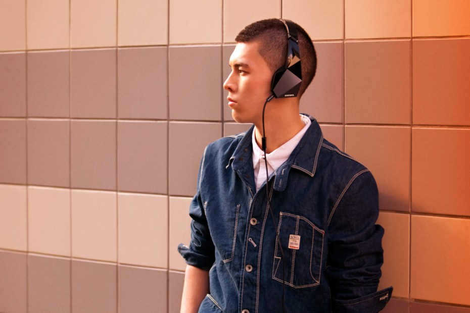 Image of Diesel x Monster Vektr Headphone Lookbook