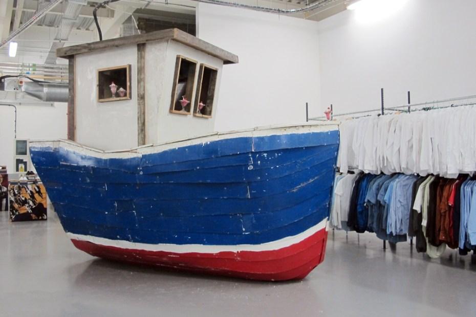 Image of Dover Street Market MARKET Museum 2012 Recap