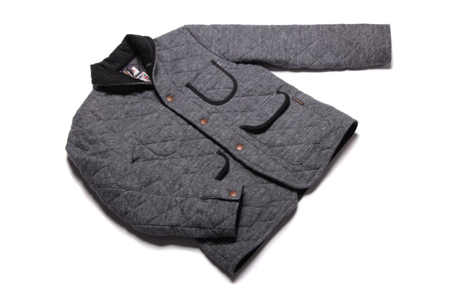 """Image of Edwin x Lavenham 2012 Fall/Winter """"Lifesaver"""" Capsule Collection Preview"""