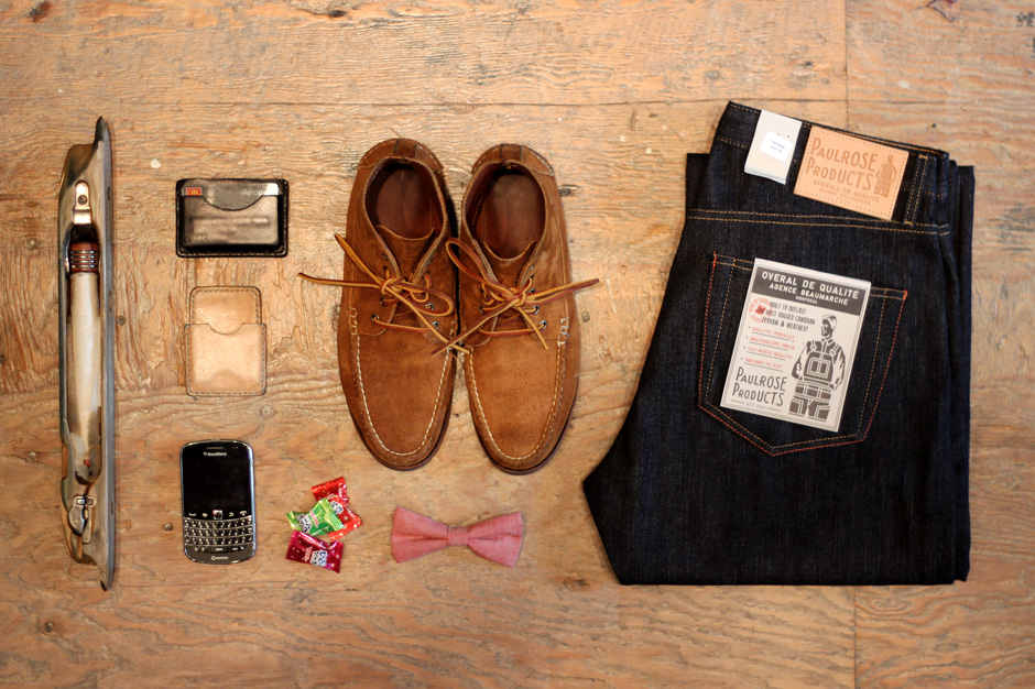Image of Essentials: Brandon Svarc