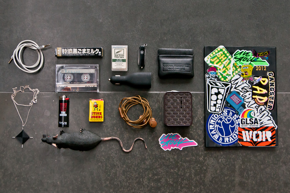 Image of Essentials: Garret Louie