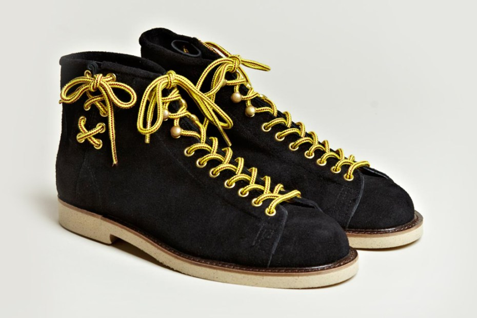Image of FACETASM 2012 Spring/Summer Monkey Boots