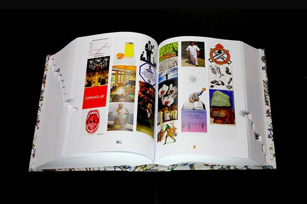 """Image of Felix Heyes & Ben West """"Google"""" Book"""