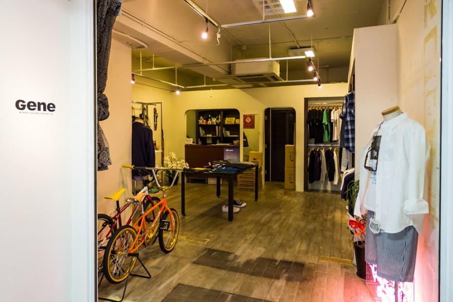 Image of Gene Osaka Store Opening