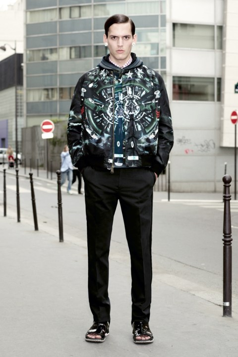 Image of Givenchy 2013 Pre-Spring Collection