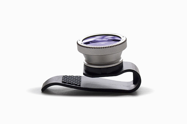 Image of Gizmon iPad &amp; iPhone Clip-On Lenses