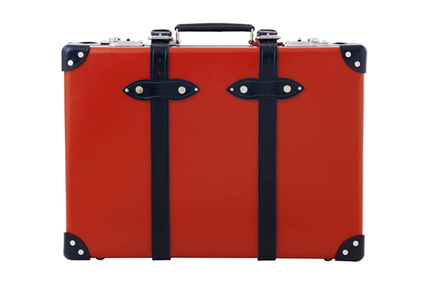 Image of Globe-Trotter Red, White and Blue Limited Edition Luggage Series