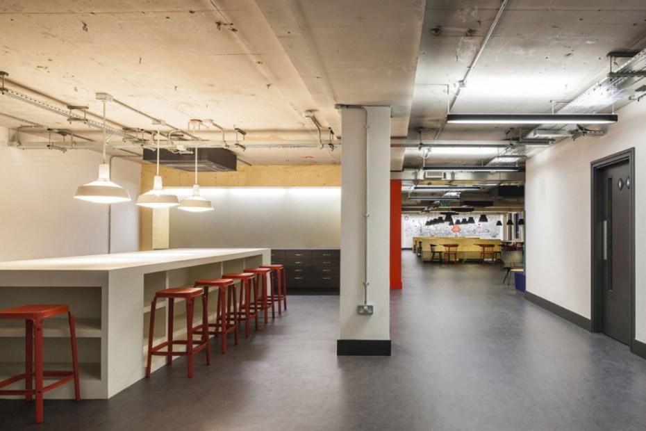 Image of Google Campus London