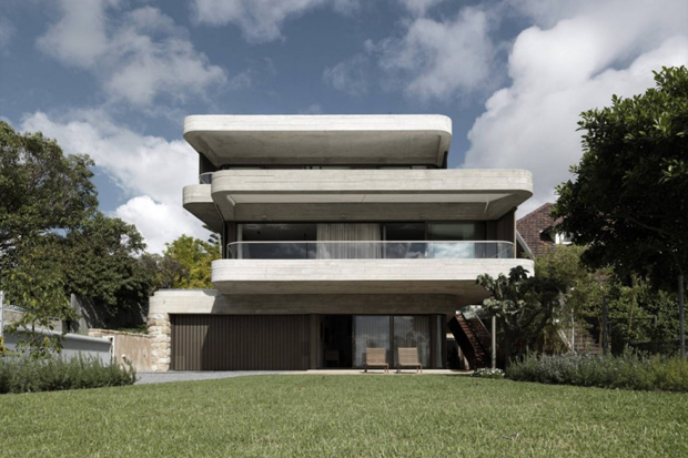 Image of Gordons Bay House by Luigi Rosselli Architects