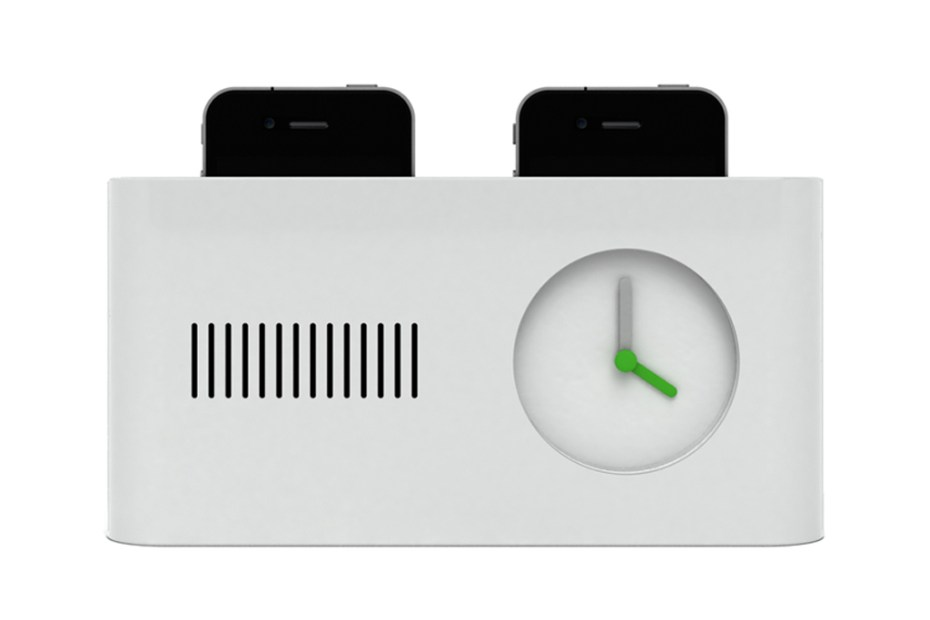 Image of Habitco Day Maker The Charging iPhone Alarm Toaster