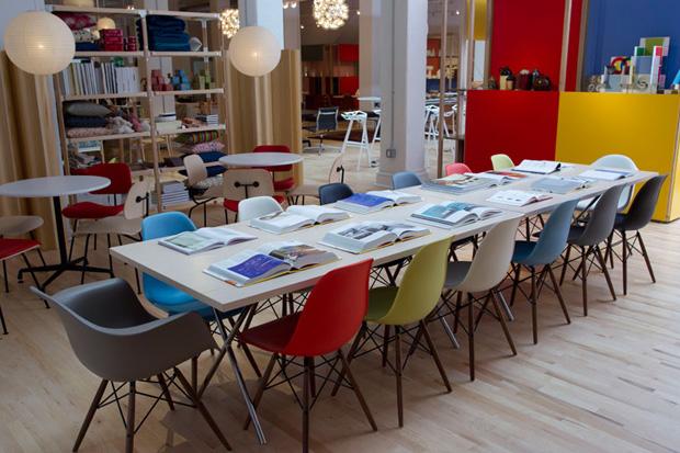Image of Herman Miller New York Pop-Up Shop
