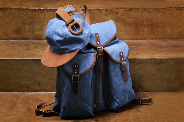 Image of Hixsept 2012 Spring/Summer Denim Accessories
