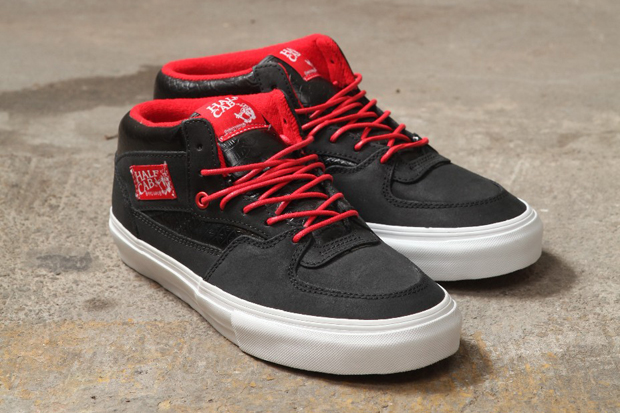 Image of HKIT x Vans Half Cab Pro &quot;The Last Dragon&quot;
