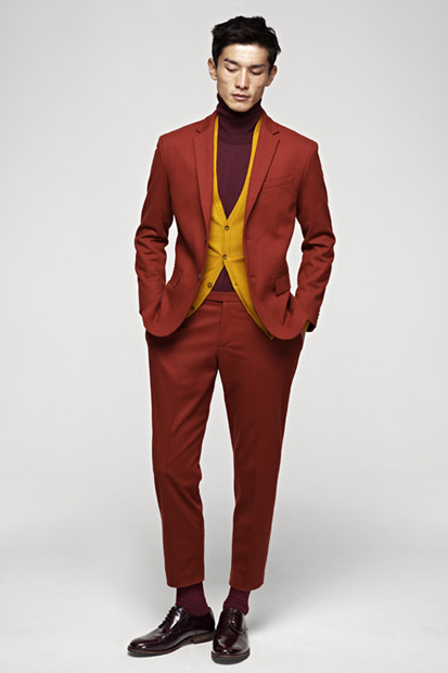 Image of H&M 2012 Fall Lookbook