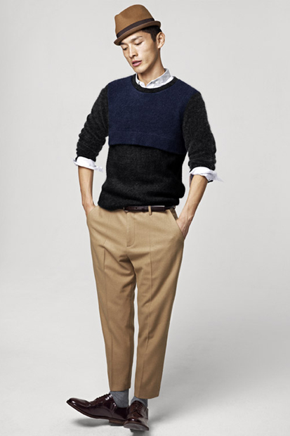 Image of H&M 2012 Fall Lookbook