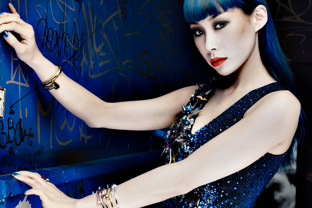 "Image of honeyee: Cartier 2012 ""JUSTE UN CLOU"" Collection Editorial"