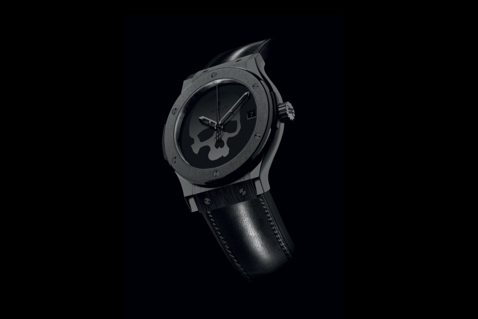 Image of Hublot Skull Bang Watch
