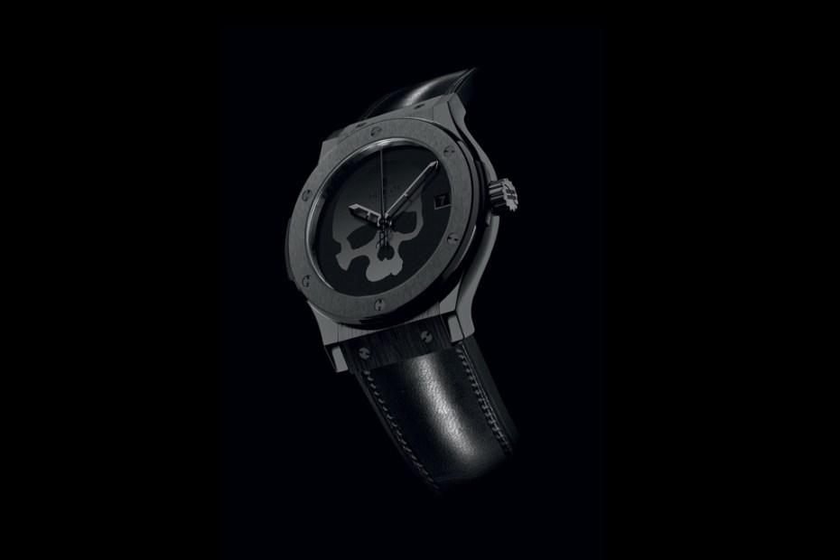 Image of Hublot Skull Bang Watch