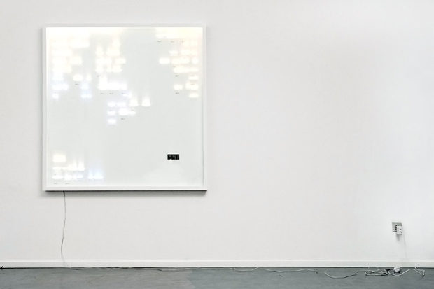 Image of Humans Since 1982 for Victor Hunt Gallery - Design Miami Basel 2012
