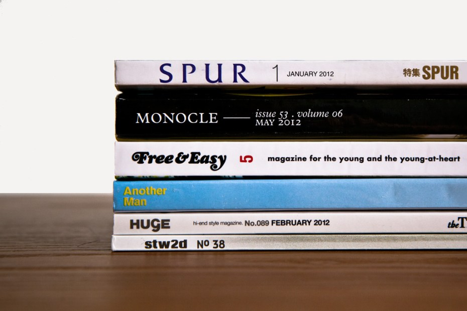Image of Re(de)fining Print and the Resurgence of the Magazine