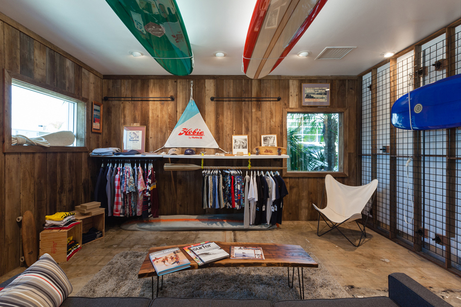 Image of HYPEBEAST Spaces: Hurley Campus