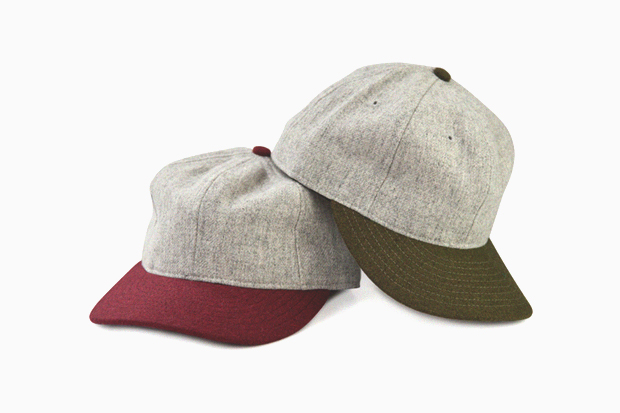 Image of INVENTORY x Ebbets Field Flannels Wool Caps