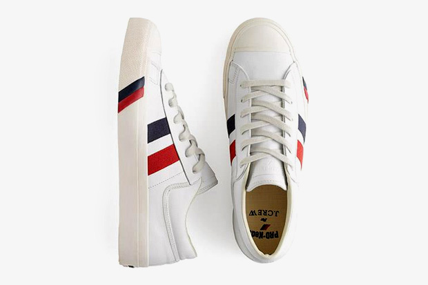 Image of J.Crew x PRO-Keds Royal Master