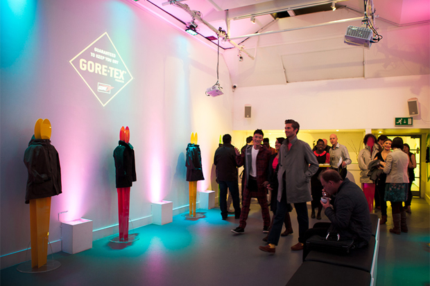 "Image of Japanese Designs ""GORE-TEX Innovations"" Exhibition Recap"