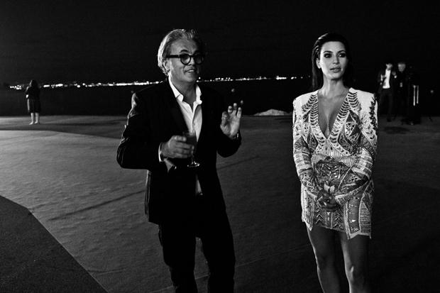 "Image of Kanye West's ""Cruel Summer"" @ Cannes Film Festival Recap"