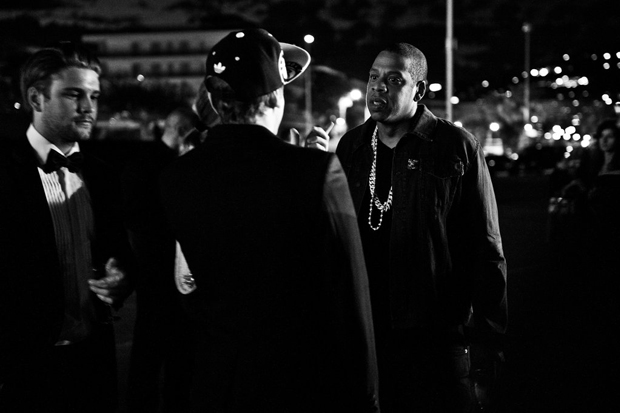 "Image of Kanye West's ""Cruel Summer"" @ Cannes Film Festival Recap"