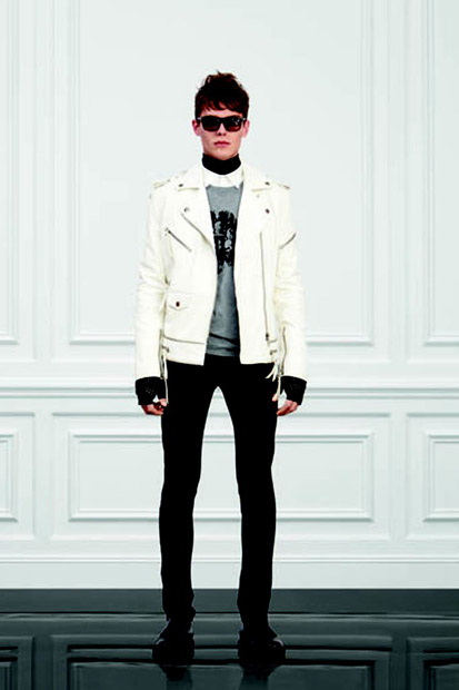 Image of Karl Lagerfeld 2012 Fall/Winter Men&#039;s Collection Preview