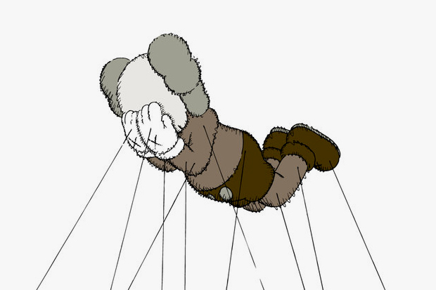 Image of KAWS Companion Float Coming to Macy's Thanksgiving Day Parade