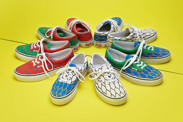 Image of Kenzo x Vans 2012 Summer Collection Further Look