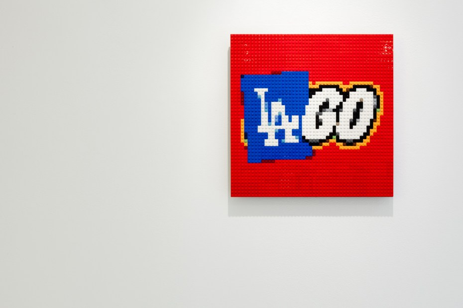 "Image of LAgo brand, USA ""INDISPENSABLE"" (Art by the Oz) @ Known Gallery Recap"